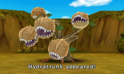 Hydratrunk has appeared. What to do? Run!