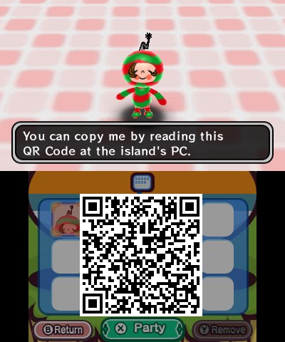 Time for another QR Code!
