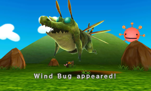 The Wind Bug