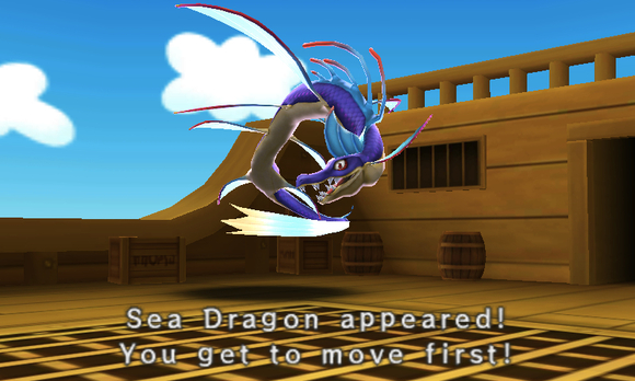 The Sea Dragon