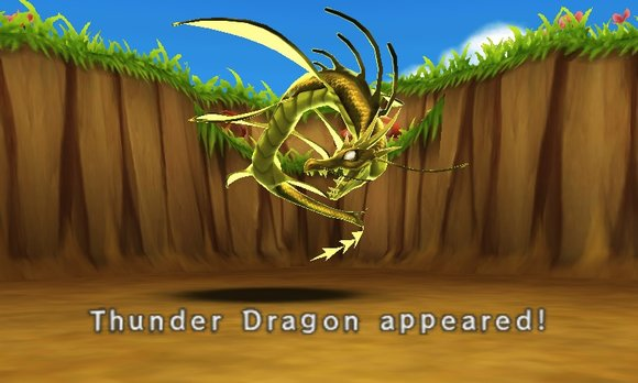 The Thunder Dragon