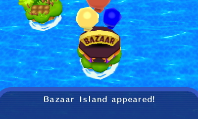 Better Deals on Bazaar Island