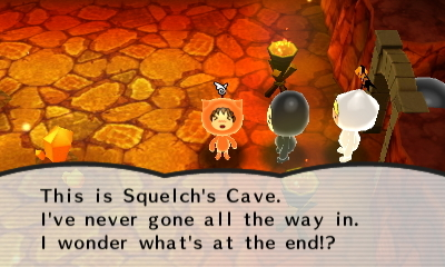Squelch's Cave